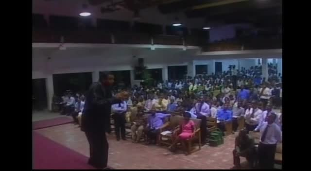 Bishop Dag Heward-Mills - Christ As Man of Anointing and Miracles Part 6