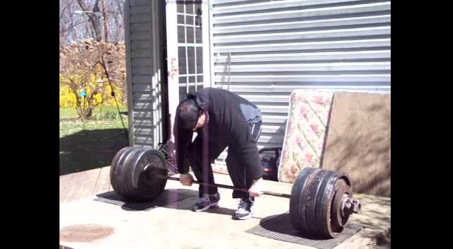 490 pound deadlift on 50th birthday
