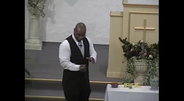 Pastor Hill