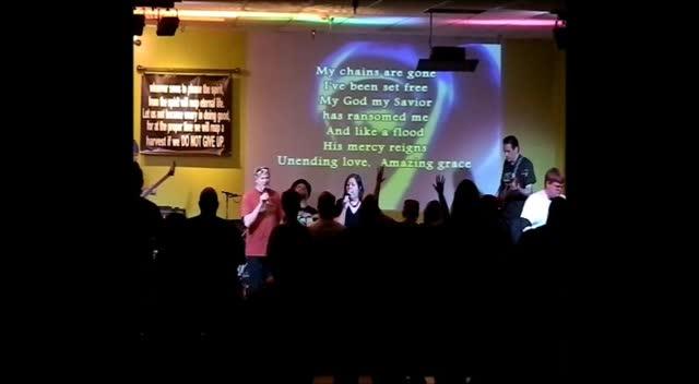 Amazing Grace 4-27-12