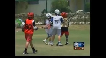 Lacrosse Player Without Limbs Inspires Even is Own Family