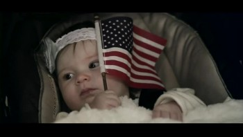 Emotional Military Homecoming - Dad Meets Baby For First Time