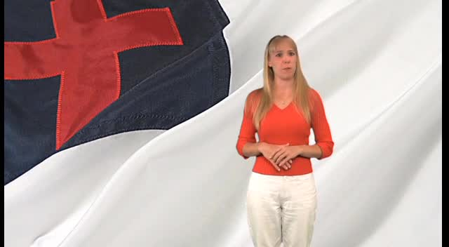 Stand Up for Jesus! - the beginnings of the Christian flag