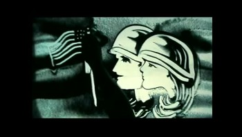 God Bless the USA - Sandstory by Artist Joe Castillo