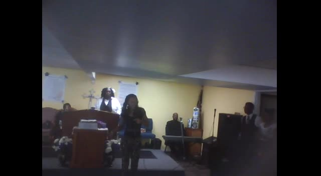women of god rapping for god