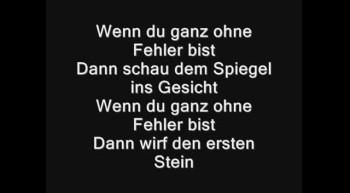 Echtzeit - Glashaus (lyrics)