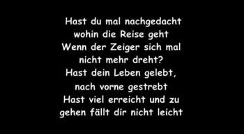 Echtzeit - Was wäre Wenn? (lyrics)