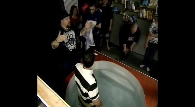 Baptisms 4-27-12