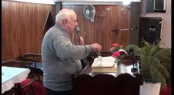 Esperando el Tiempo del Señor. Pastor Walter Garcia. 13-05-2012