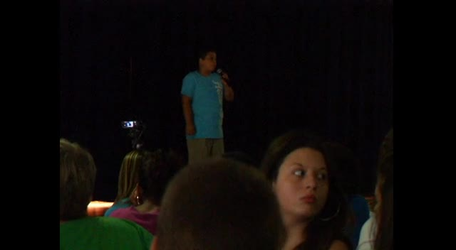 2012 BMS Talent Show - Bryant Arias