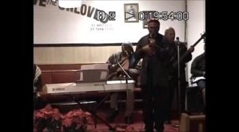 The One Time Only Holy Ghost Traveling Band Performs Psalm 1