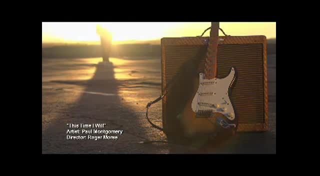 Paul Montgomery This Time I will  [Official Music Video - HD]
