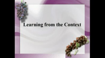 40 Days in the Word #5 - Learning from the Context - 3/25/2012
