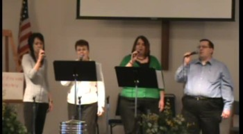 BEFC Praise Team - God With Us - 4/1/2012