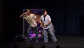 Improv Comedy Panic Squad  – Riotous Laughter In The Seats