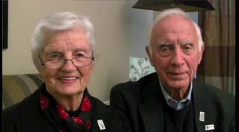Les and Viv Hoogland, Former Mayor of Zeeland