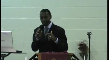 Pastor Curtis Burrell