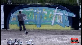 RAP by Beautiful Eulogy 'King Kulture' - Graffiti by DOLAR ONE