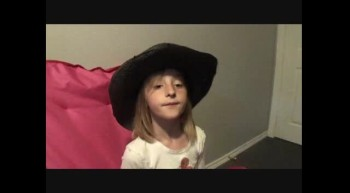 6 year old sings He knows my name