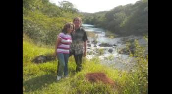 Paulo e Miriam no Brasil