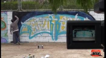 Words by Odd Thomas - Graffiti by Dolar One