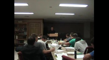 "Joseph Hamblen's preaching/teaching on ""partakers of the Divine Nature"" 2 Peter 1:4 @ Loving Hands Ministries 06.01.12"