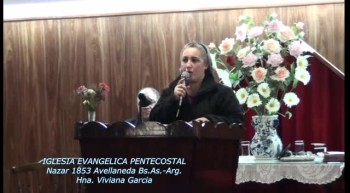 El Poder que nos da el Espiritu Santo. Hna. Viviana Garcia. 22-05-2012