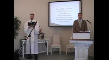 "Congregational Hymn: ""Come Thou Almighty King,"" First OPC Perkasie PA 6/03/12."