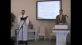 "Congregational Hymn: ""Sometimes a Light Surprises..."" First OPC Perkasie PA 6/03/12"