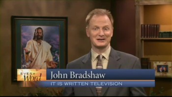 """""""I Shall Not Want"""" (Every Word with John Bradshaw)"""