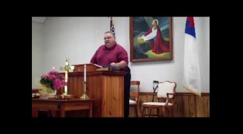 Blackwater UMC Sunday Sermon - June 3, 2012