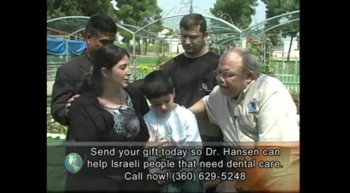 Dr. Hansen in Sderot, Israel - March 26-28, 2012 (Part 2)