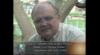 Dr Hansen in Sderot, Israel March 26-28, 2012 (Part 4)