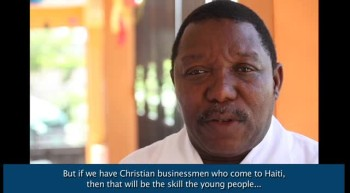 Why Haiti Needs Christian Business