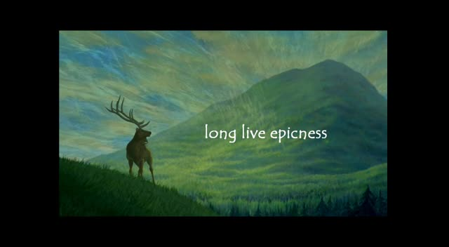Long Live Epicness