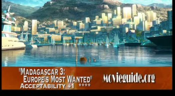 MADAGASCAR 3: EUROPE'S MOST WANTED review