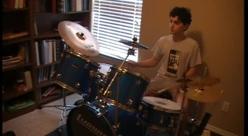 All because of Jesus by Fee Drum Cover