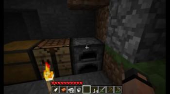 Minecraft túlélés 1.rész
