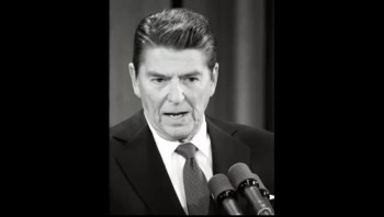 President Ronald Reagan Tribute: Rare Footage of Him Speaking the Gospel