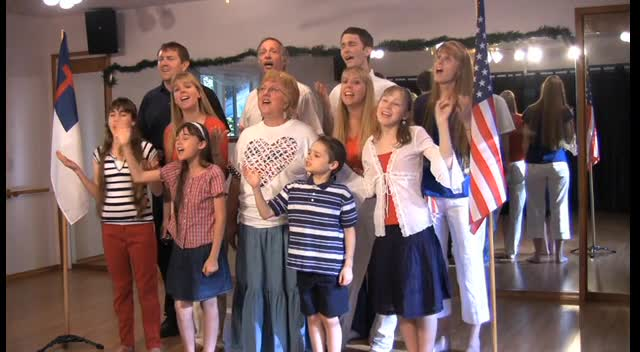 Patriotic Medley - Inspirational Power-packed!