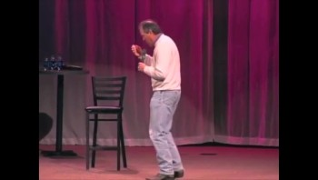 Stand Up Comedian Jeff Allen Demonstrates Clean Comedy