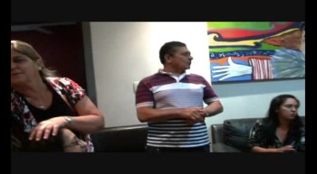 Familia Freitas Carvalho. Louvor