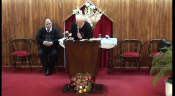 Tenemos al mismo Dios del Apostol Pablo. Pastor Walter Garcia. 27-05-2012