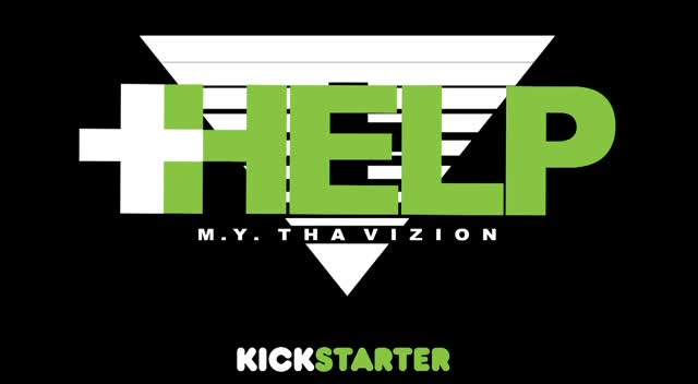 My Kickstarter Project (@thavizion)