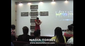 "NADIA TORRES MINISTERING: ""LET EVERYTHING THAT HAS BREATH IN THE BRONX"