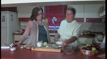 Cindy Woodsmall Cooks Apple Dumplings