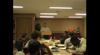 "Joe Hamblen ""False Doctrines ... testing preachings and teachings with the Scriptures"" @ Loving Hands Ministries 06.14.12"