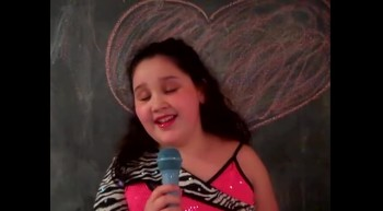 Francesca Battistelli 'Free to be Me'  Cover by Kimi Sturgeon (10)