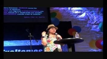 Sara Carpio. Predicacion