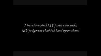 WARNING! JUDGEMENT DAY IS NIGH: Thus Says The God of Judgement - TrumpetCallofGodOnline.com